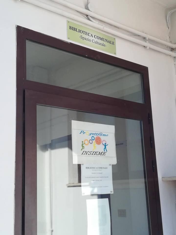 La Biblioteca Comunale apre anche nel pomeriggio di Luned�-Mercoled�-Venerd�